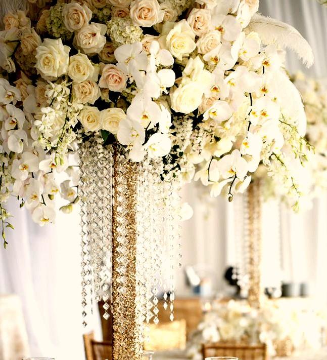 Gli addobbi floreali per le vostre nozze for Addobbi per promessa di matrimonio