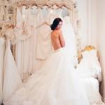 Chi porterai con te alla prova dell'abito da sposa?