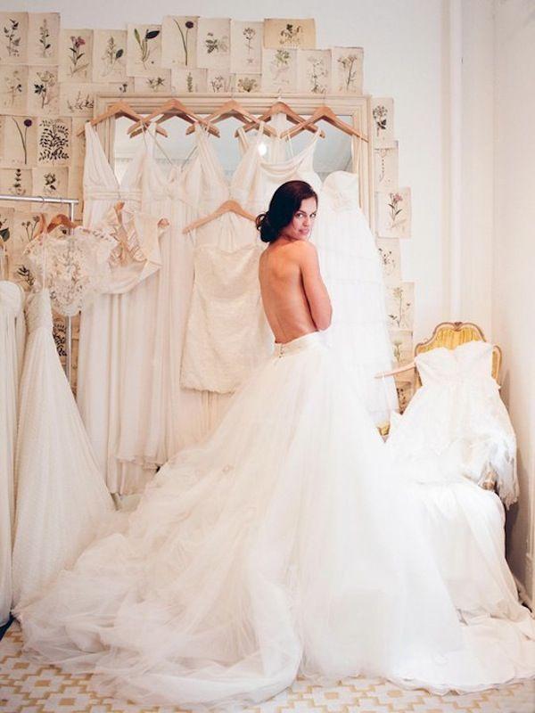 prova abito sposa
