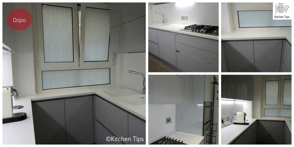 La casa degli sposi cambiare la cucina con la kitchen - Cambiare colore cucina ...