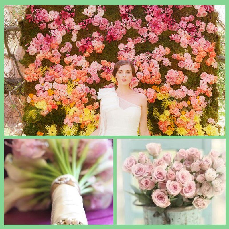 floral designer matrimonio