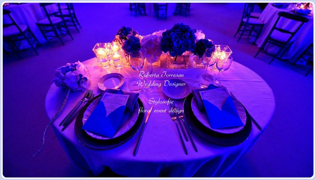 Allestimento tavolo sposi bouquet sposa