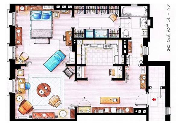 la casa degli sposi