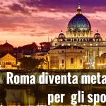 Matrimonio a Roma per gli sposi Turchi.