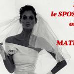 E' vero che le spose odiano organizzare il proprio matrimonio?