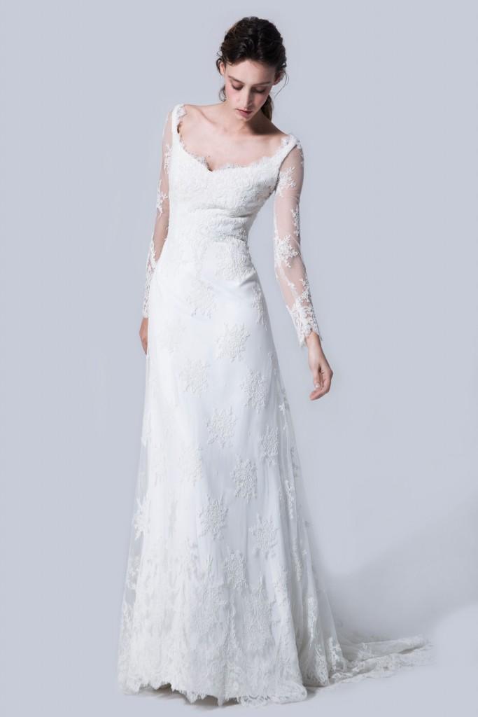 Abito da sposa zalando