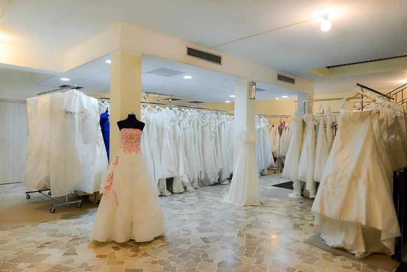 gli abiti di sposae