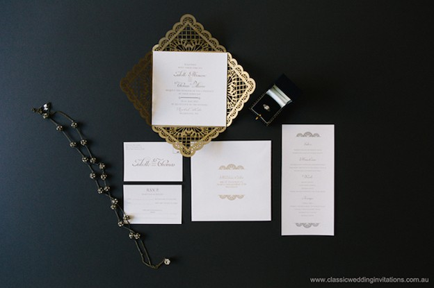 wedding invitation partecipazioni di nozze