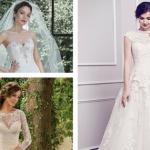 I 20 Abiti da Sposa più condivisi dell'anno su Pinterest