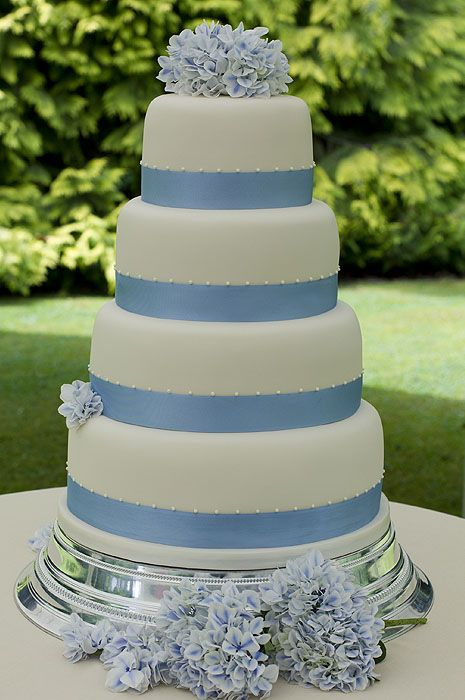 blue serenity wedding