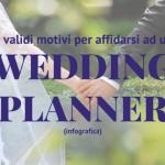 13 Validi motivi per affidarsi ad una Wedding Planner