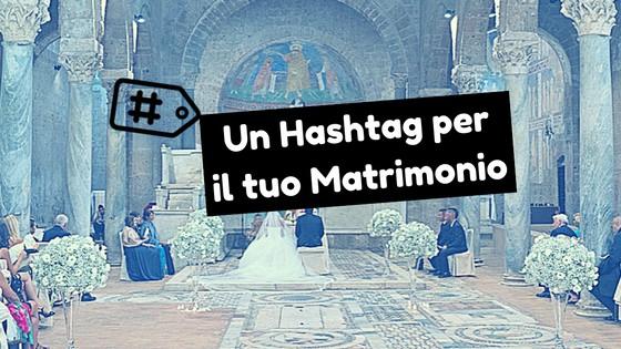 hashtag matrimonio