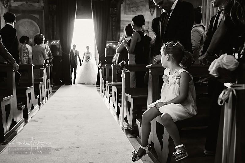 storia del fotografo di matrimonio