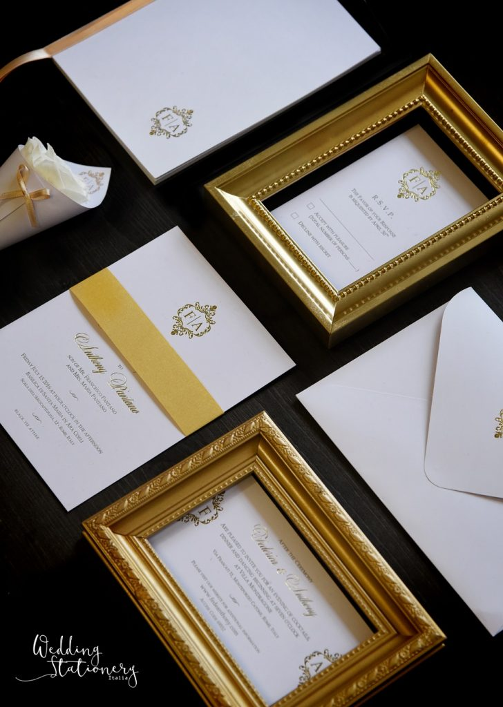 wedding stationery italia