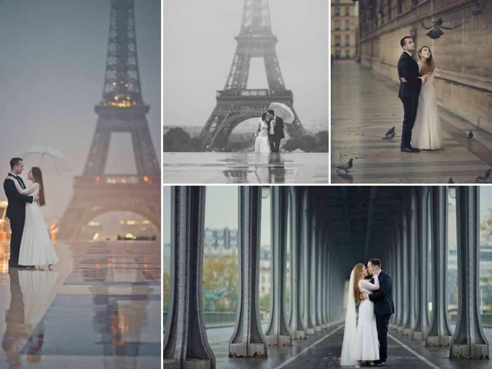 Matrimonio In Parigi : Destination wedding matrimonio a parigi un giorno una vita