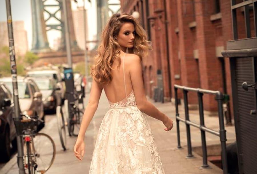 Le Tendenze Moda per gli Abiti da Sposa 2018 - Un Giorno Una Vita cfc4f4c9c22