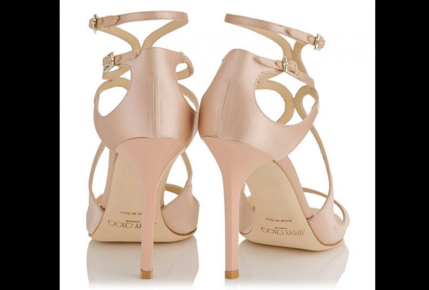 scarpe da sposa jimmy choo