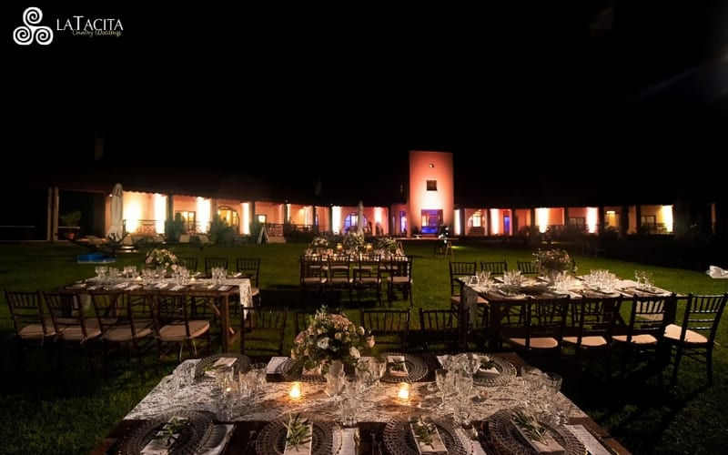 la tacita country weddings