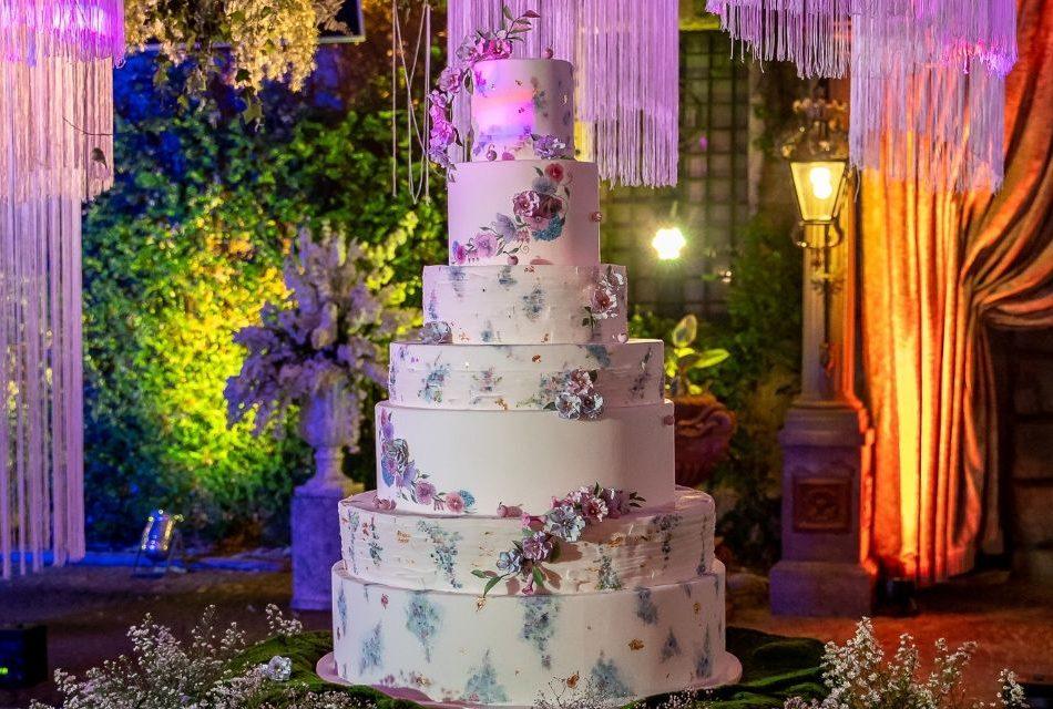 Wedding cake 2019: le 10 tipologie di torte nuziali di tendenza