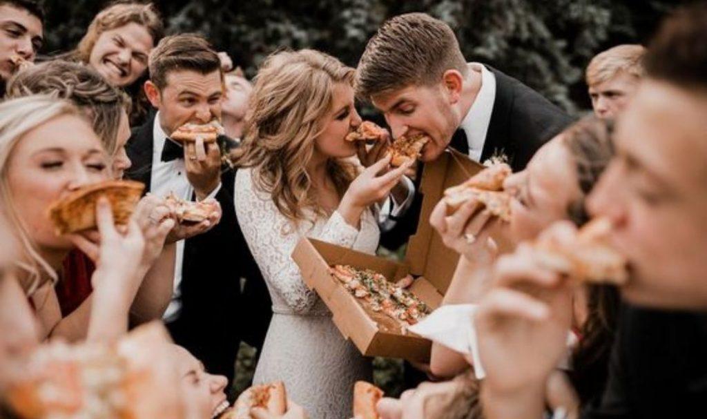 Matrimonio con spuntino di mezzanotte: il post festa più originale