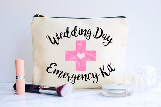 Il Kit d'emergenza del Wedding Planner: ecco tutti i must have che deve contenere