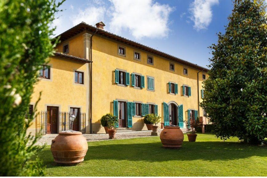 Villa la Palagina: il mio viaggio nel cuore della Toscana tra relax, natura e buon cibo