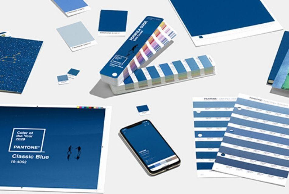 Colore Pantone 2020: il Classic Blue è il prescelto dell'anno
