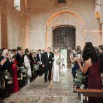 Ingresso in chiesa: cosa dice il bon ton di matrimonio?
