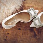 Scarpe da sposa comode e belle? Finalmente è possibile, parola di Tacchi & Confetti