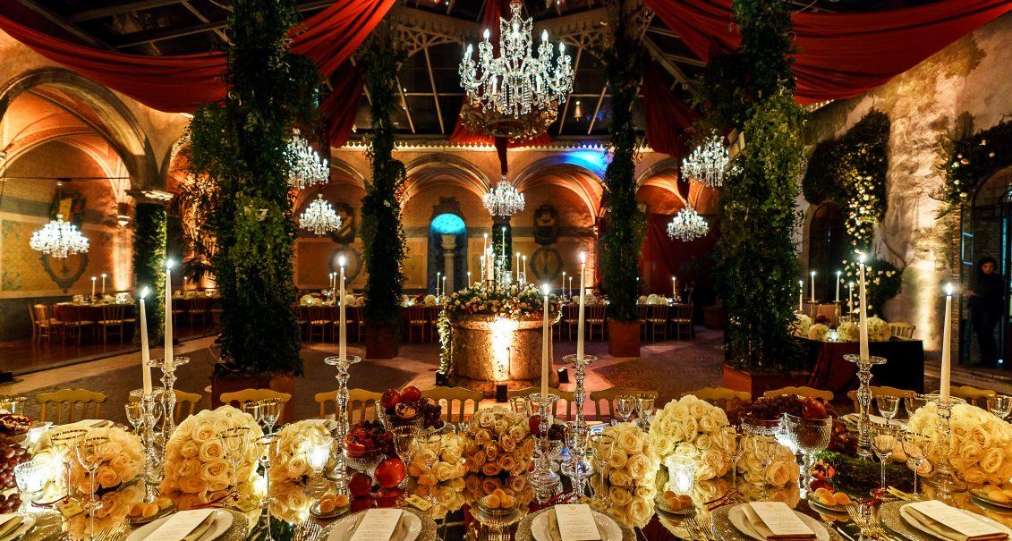 light design al matrimonio