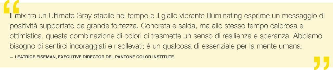 colore pantone 2021