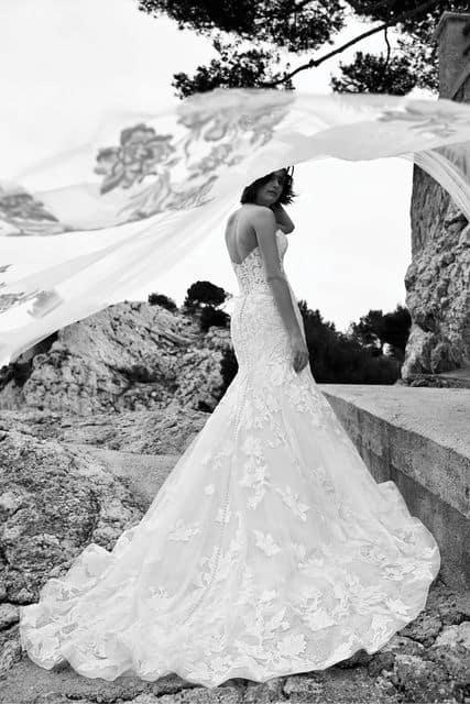 il velo da sposa