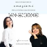 L'architettura dei 5 sensi per la casa degli sposi: Elena Acconcia @ #MeetThePlanner
