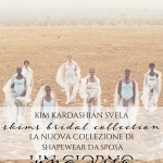 Kim Kardashian lancia la collezione SKIMS dedicata alle spose