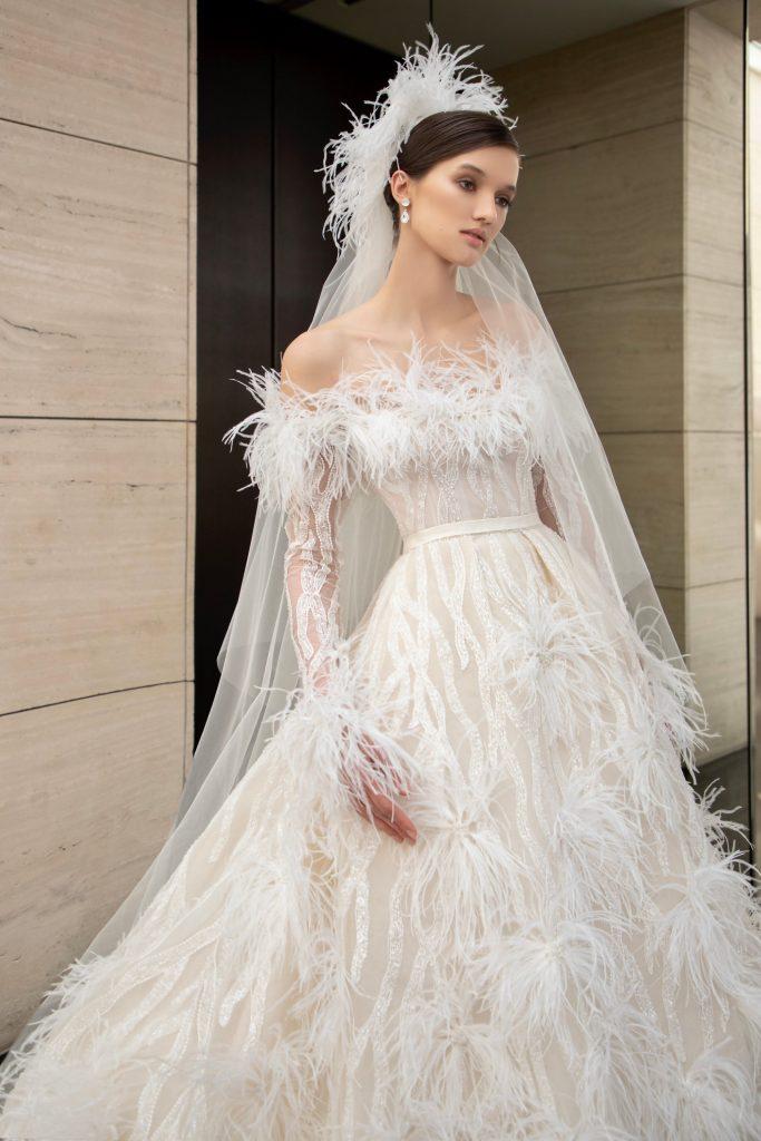 collezione sposa Elie Saab Spring