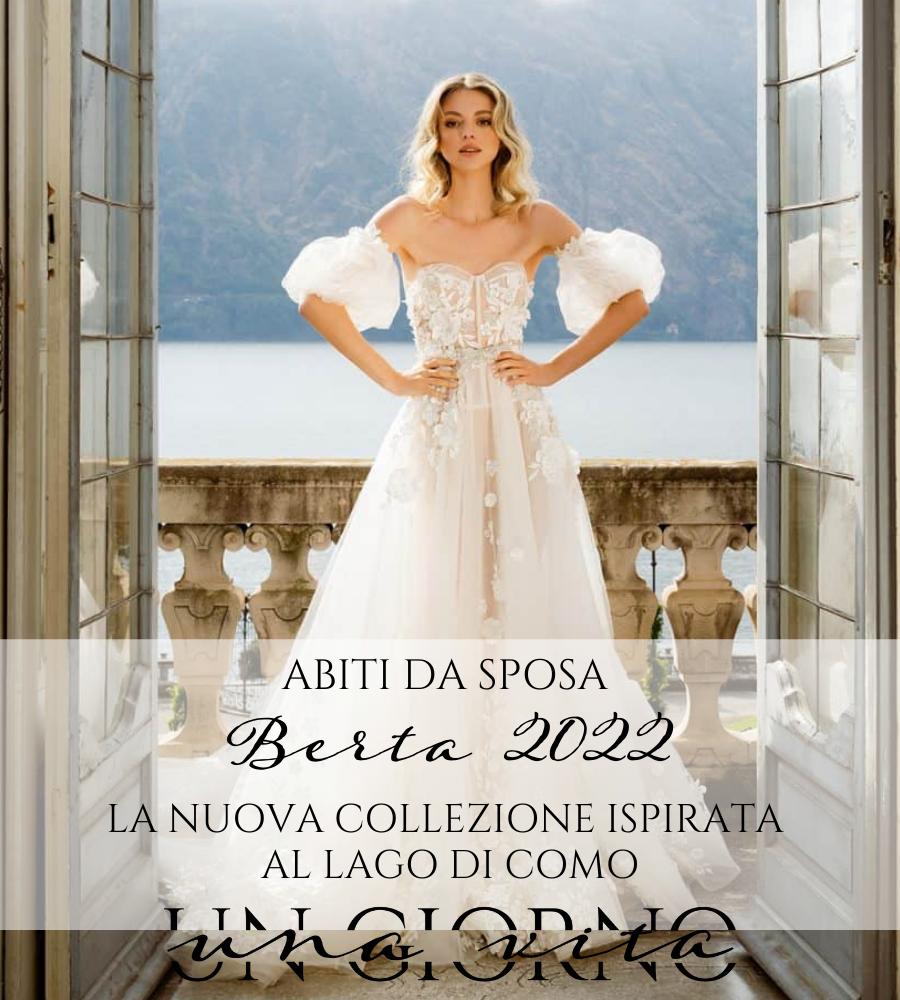 Abiti da sposa Berta 2022