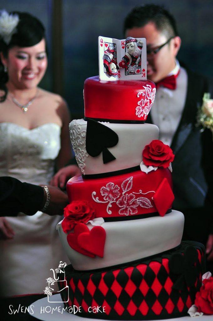 casinò al matrimonio