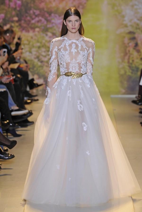 abiti sposa haute couture