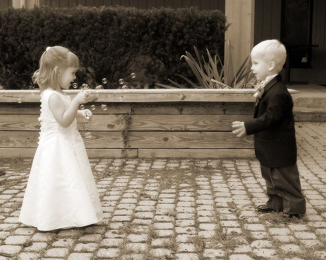 invitare bambini matrimonio