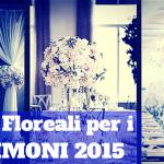 6 Temi Floreali che Saranno in Voga nei Matrimoni 2015