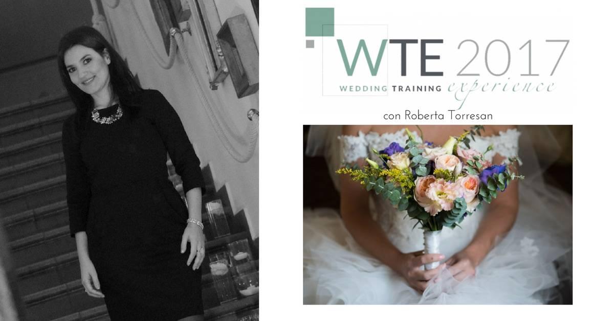 wedding training experience