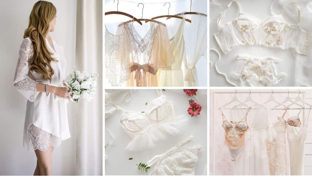 Intimo da sposa, come scegliere la lingerie perfetta per il giorno delle nozze