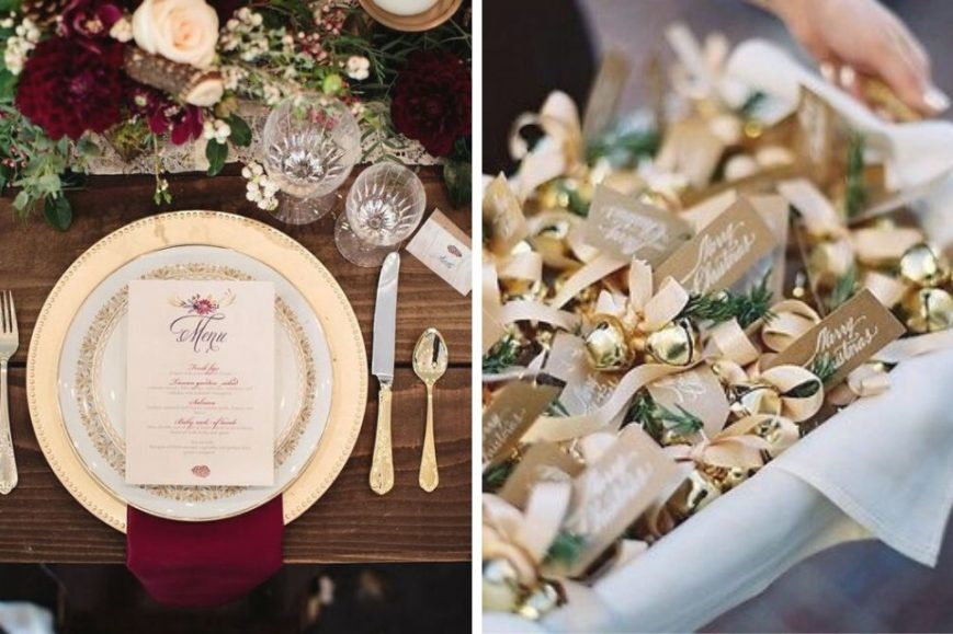Sposarsi a Natale, consigli e dritte per un matrimonio magico