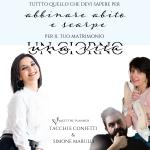 Come abbinare scarpe e abito da sposa: Tacchi&Confetti e Simone Marulli @ #MeetThePlanner