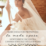 Marchesa for Pronovias: la moda sposa newyorkese incontra l'anima sensuale spagnola
