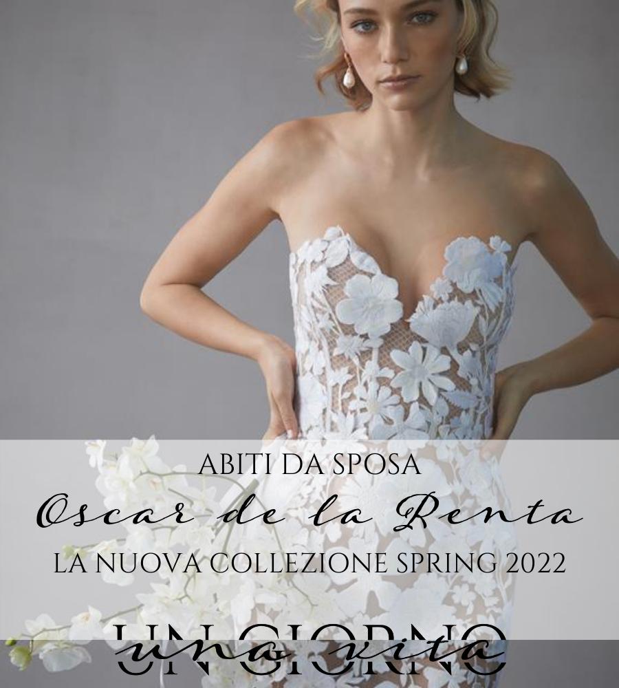 Abiti da sposa Oscar De La Renta