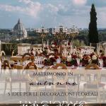 Matrimonio in autunno: 5 idee per le decorazioni floreali